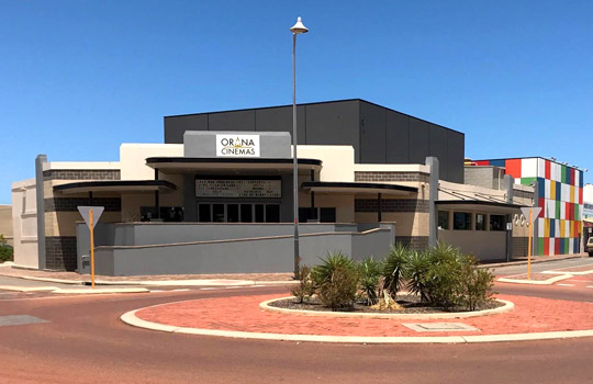 Orana Cinemas Geraldton - Mid West