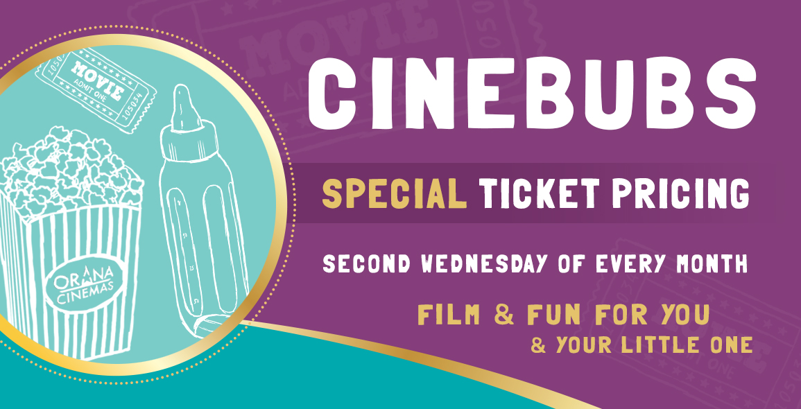 Cinebubs sessions at Orana Cinemas