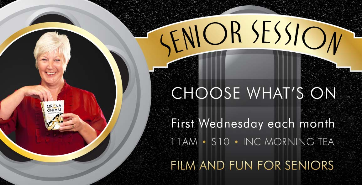 Seniors sessions at Orana Cinemas